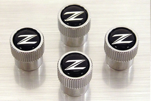 Valve Stem Caps (4-piece set / Z Logo) image for your Nissan Maxima